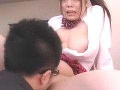 Hottest Japanese slut Kei Megumi in Incredible Cunnilingus, Threesomes JAV clip
