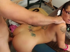 Christy Mack is banged hard by Justin Magnum