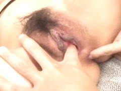 Strong encounter with a big dick for Megumi Morita - More at 69avs.com