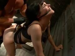 Bobbi Starr gets destroyed