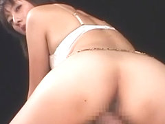 Exotic Japanese girl Juri Kanou in Fabulous Ass, POV JAV movie
