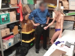 Sexy Shoplifter Case 584629 Is Fucking Hot