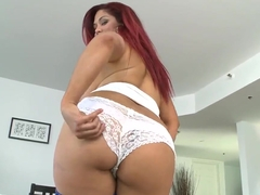 Hot Helen Cielo wants a hard cock to claim her sexy assets