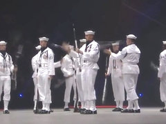 Amazing United States Navy Ceremonial Guard