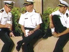 Danny Sommers & Pegan Prince in Seamen First Class Scene 1 - Bromo
