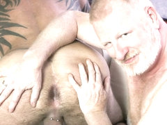Rusty McMann and Marc Angelo - BearFilms