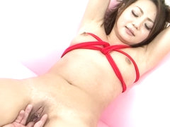Fabulous Japanese whore Yuu Shiraishi in Amazing Masturbation, Dildos/Toys JAV clip