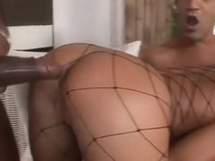 Angelina Crow - All Holes Open
