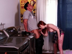 Incredible pornstar Marie McCray in Crazy Redhead, College xxx video