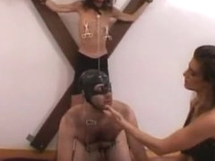 Savage Mistress Gives Pain For Pleasure