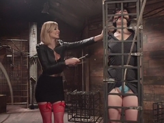 Amazing anal, fetish xxx clip with crazy pornstars Maitresse Madeline Marlowe and Siouxsie Q from .