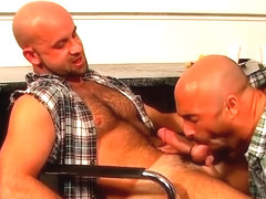 Hard Ass Pounding Action - Andy Dill And Jake Hansen - PhoeniXXX