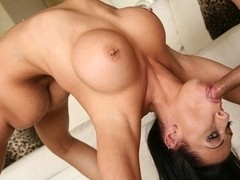 Rachel Starr in Ballet Housewife Bends Over! - PornPros Video