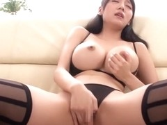 Crazy Japanese whore Miho Ichiki in Best JAV censored Fingering, Big Tits movie