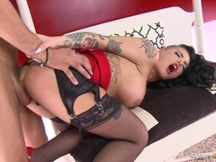 Big Tits at Work: The Right Slut For The Job. Christy Mack, Mick Blue