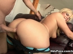 Mackenzee Pierce in Creamy Cumshot Allover Fat Fanny