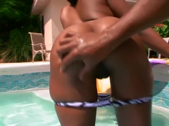 Stacy Fuxx& Toni Sweets Share A BBC