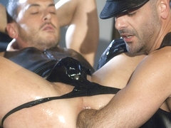 Adam Russo & Evan Matthews in Fist Trap, Scene #01