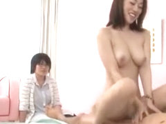 Hottest Japanese slut Ann Yabuki in Amazing Cunnilingus JAV video